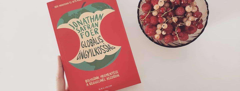Jonathan Safran Foer: Globális öngyilkosság + Nyereményjáték