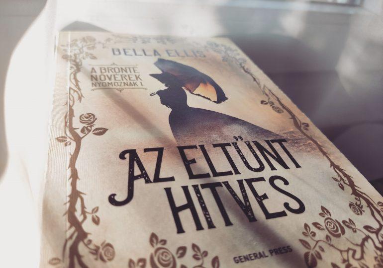 Bella Ellis: Az eltűnt hitves + Nyereményjáték
