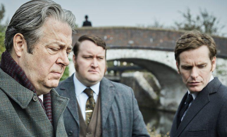 Endeavour (2012– ) - oxfordi gyilkosságok nyomában | Sorozat- (és könyv)ajánló