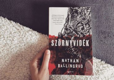 Nathan Ballingrud: Szörnyvidék + Nyereményjáték