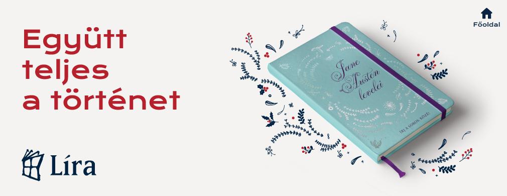 Együtt teljes a történet! – Jane Austen levelei