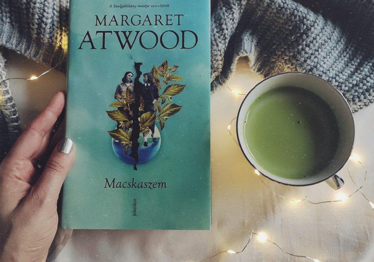 Margaret Atwood: Macskaszem + Nyereményjáték