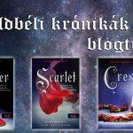 Marissa Meyer: Scarlet + Nyereményjáték