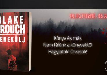 Blake Crouch: Menekülj + Nyereményjáték