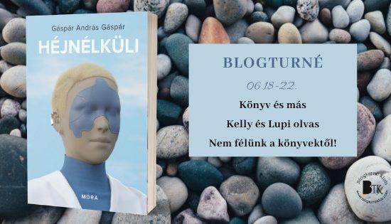 Gáspár András Gáspár: Héjnélküli + Nyereményjáték