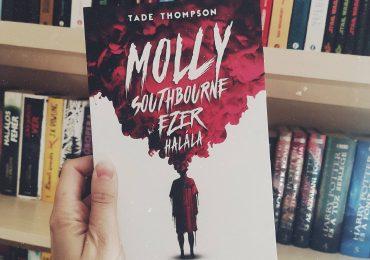 Tade Thompson: Molly Southbourne ezer halála + Nyereményjáték